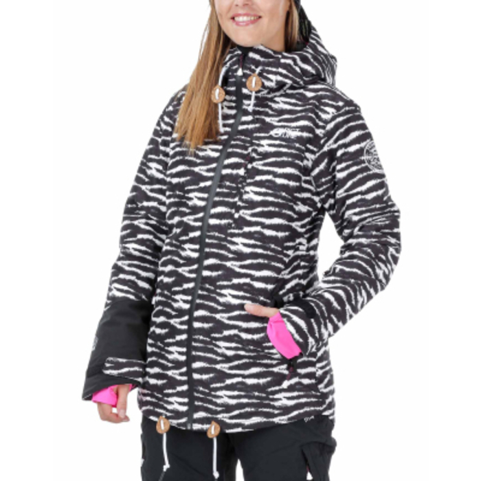 Picture Lise Tiger Print/Black L
